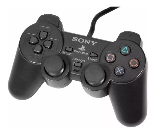 control ps2 sony original playstation 2 dualshock 2