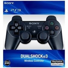 control ps3 dual shock
