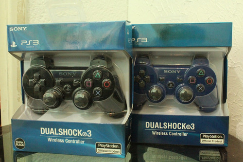 control ps3 dualshock playstation