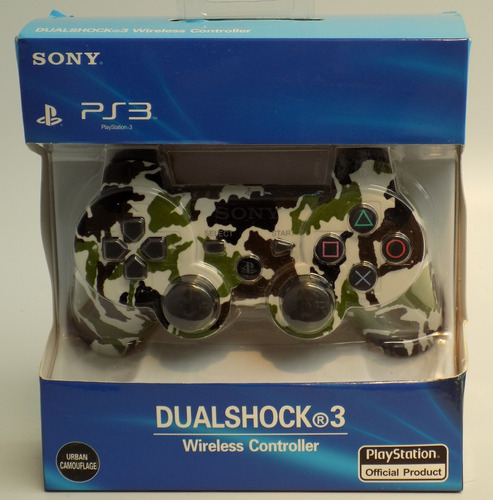 control ps3 dualshock playstation