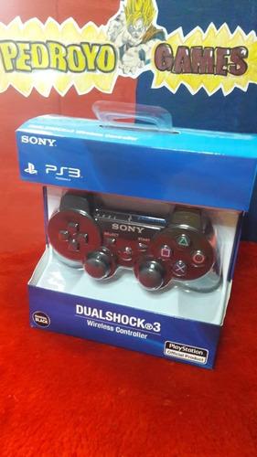 control ps3 inalambrico dualshock 3 nuevos oferta