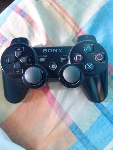control ps3 original negro el que viene con la consola