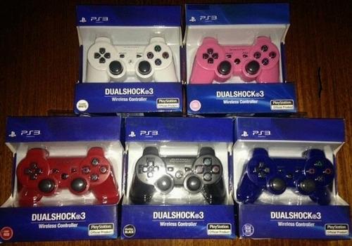 control ps3 playstation 3 dualshock inalámbrico envío gratis