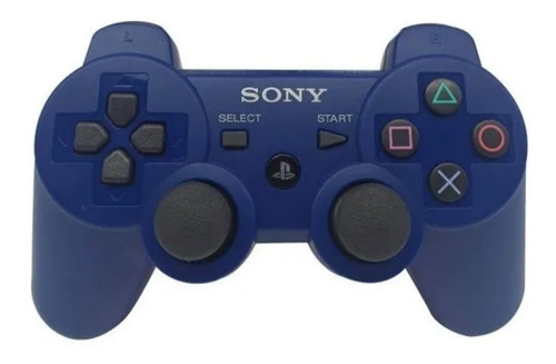 control ps3 playstation3 dualshock inalambrico sony bluetooh