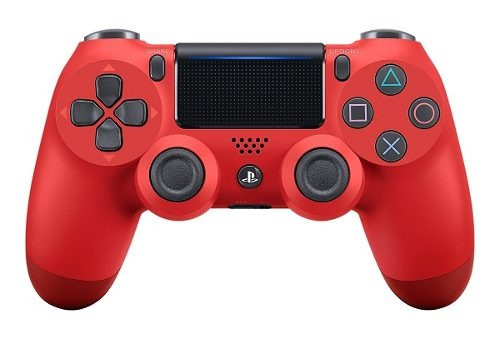 control ps4 dualshock 4 / joystick playstation 4 (rojo)