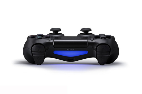 control ps4 negro + cable de carga nuevo original
