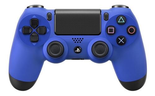 control ps4 segunda generacion dualshock 4 azul playstation