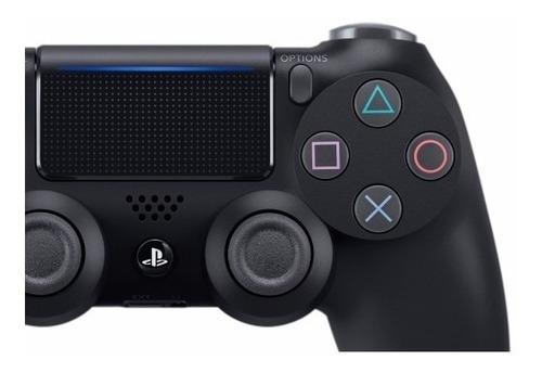 control ps4 sony dualshock 4 v2 negro nuevo - phone store