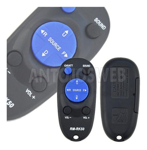 control radio jvc mando rm rk50 controles jvc