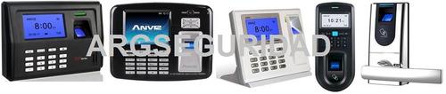 control reloj horario personal anviz c2 pro wifi cloud