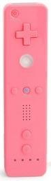 control remote controller wii color rosa (nuevo) vv4