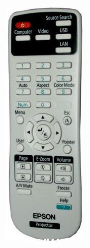 control remoto 154720001 epson para proyector