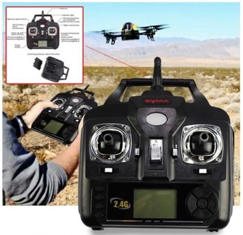 control remoto 2.4g rc  syma x5 x5c quadcopter