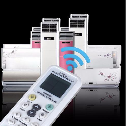 control remoto aire acondicionado