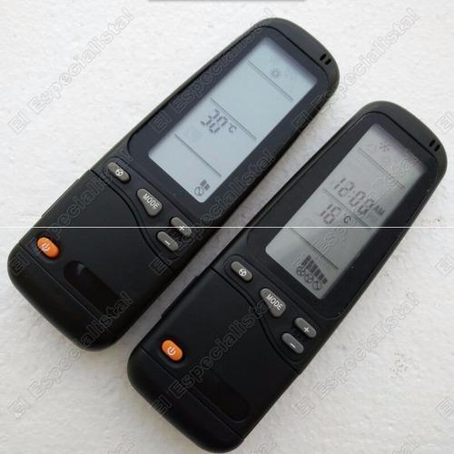 control remoto aire acondicionado  electra rc3 rc-3 envios