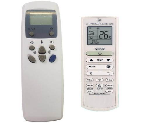 control remoto aire acondicionado modelo 6711 configurado lg