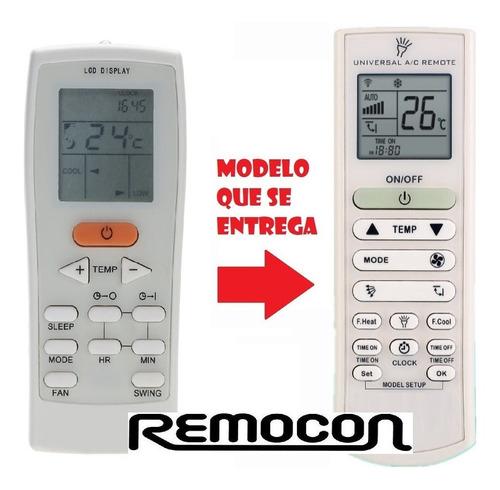 control remoto aire acondicionado para bluestar  gz-12b-e1