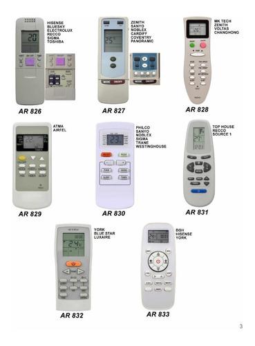 control remoto aire acondicionado para daewoo 3200w pe-aa3
