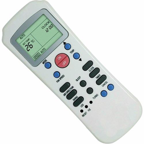 control remoto aire acondicionado r14ae original microcentro