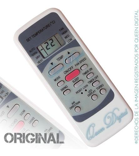 control remoto aire acondicionado r51m ce original 1 año gar