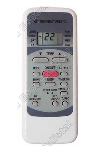control remoto aire acondicionado tophouse thse-26cl4/fl4