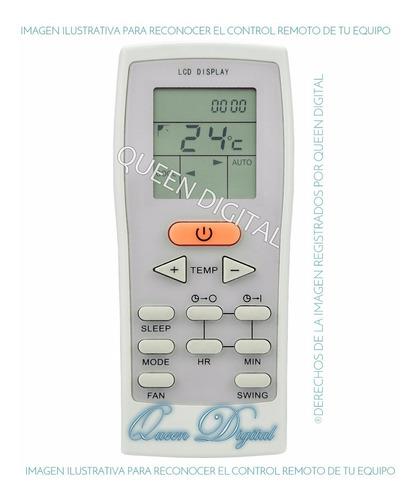 control remoto aire acondicionado york blue star gz12ae1 rca