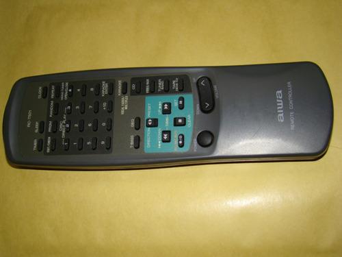 control remoto aiwa muchos modelos