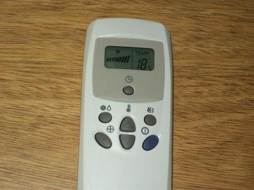 control remoto alaska  modelo fg, fh  frio solo. nuevos.
