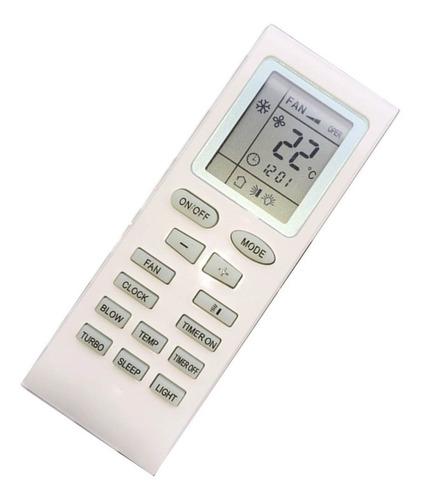 control remoto ar801 aire acondicionado sanyo panasonic york