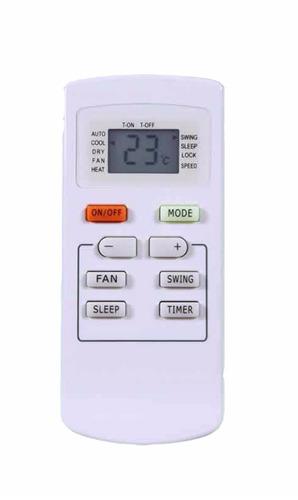 control remoto ar830 aire acondicionado noblex philco sanyo