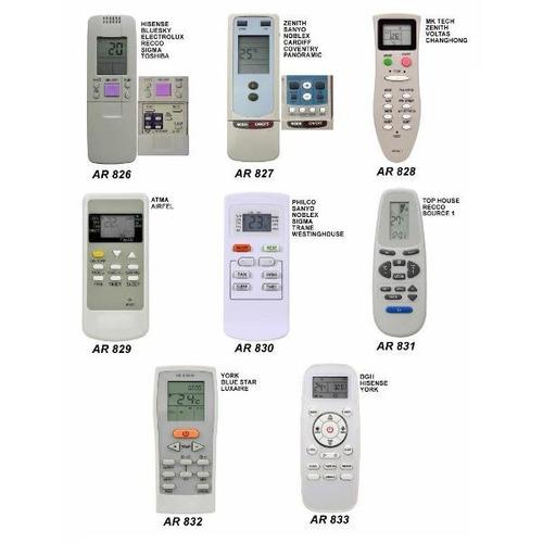 control remoto ar850 aire acondicionado top house electrolux