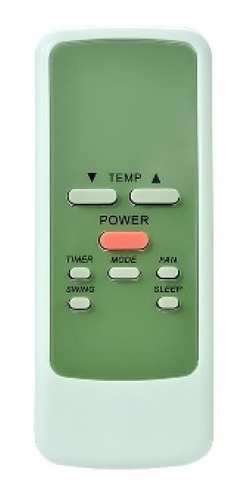 control remoto ar862 aire acondicionado surrey carrey gplus