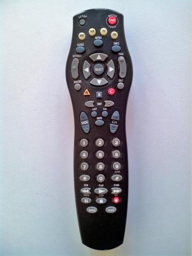 control remoto atlas para cablevisón digital universal