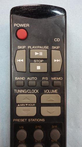 control remoto audio.