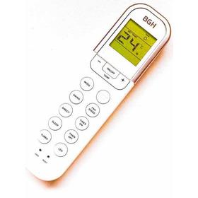 Control Remoto Bgh Silent Air Gems Rg36 Frio Calor Original