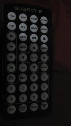 control remoto blue:sens usado excelentes condiciones