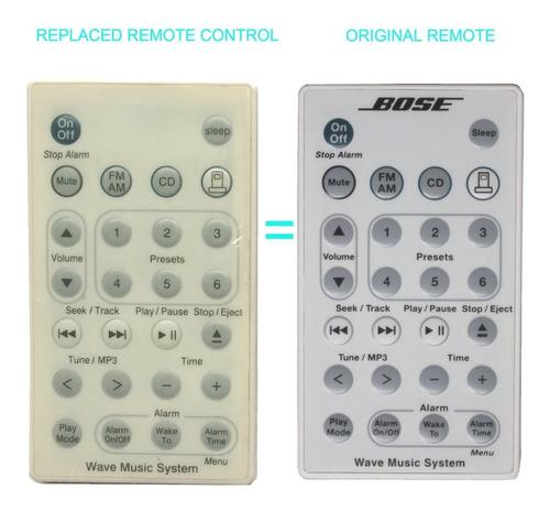 control remoto bose: para wave music system awrcc1 awrcc2