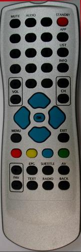 control remoto canalera tcc