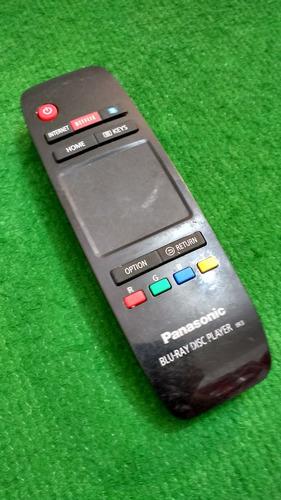control remoto con pad para blu-ray panasonic 3d wifi bdt320