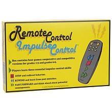 control remoto control de impulsos