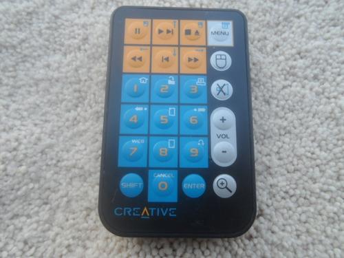 control remoto creative