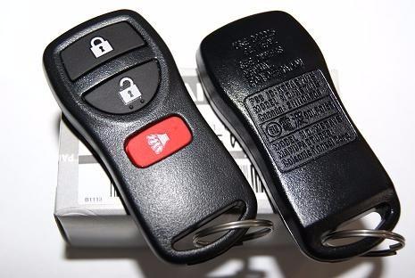 control remoto de alarmas originales nissan (28268-5w50a)