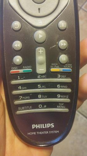 control remoto de philips sound bar hts7140/12 home theatre