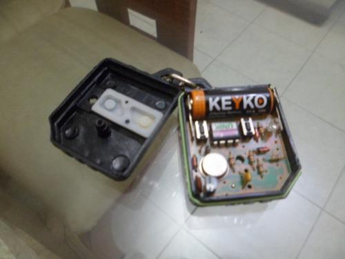 control remoto de porton