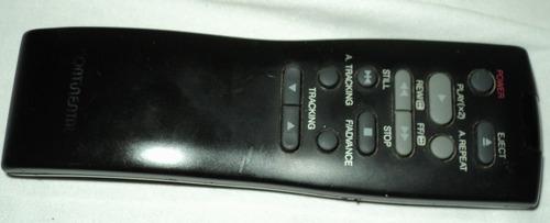 control remoto de video reproductora continental funcionando