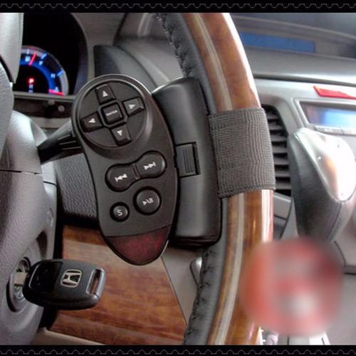control remoto del volante para auto radio dvd gps tv