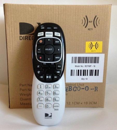 control remoto directv original nuevo modelo rc73 importado