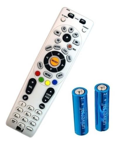control remoto directv rc66rx grande original con baterias