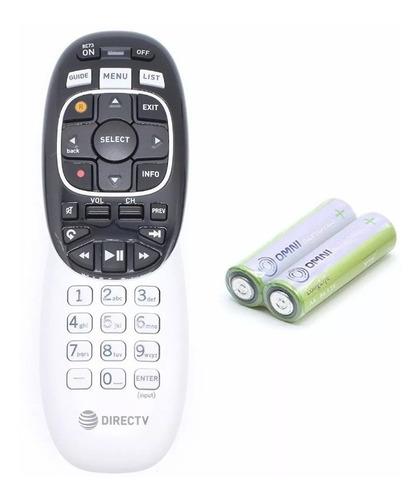 control remoto directv rc73 original nuevo + baterias