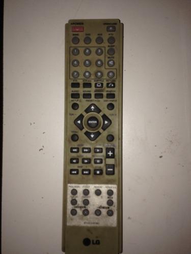control remoto dvd